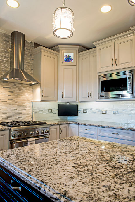 Kitchen remodeler Century Kitchens & Bath kitchen remodel project.