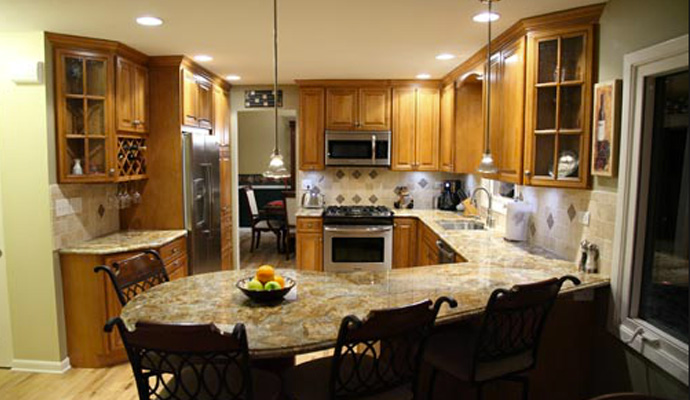 Make the most of your small space with some kitchen remodeling