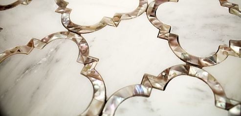 Mother-of-pearl-inlay-for-kitchen-backsplashes